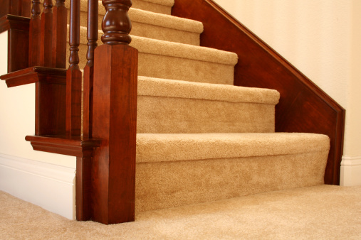 Carpet For Stair Installation - Carpet Tallapoosa County, Alabama